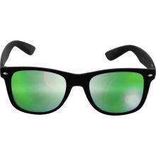 Urban Classics Sunglasses Likoma Mirror blk/grn