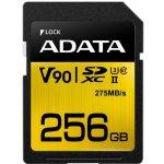 ADATA SDXC 256GB UHS-II U3 ASDX256GUII3CL10-C