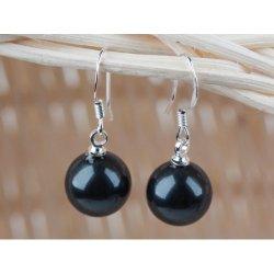 a22096c87 Polodrahokam.sk náušnice čierna shell perla RE1614 alternatívy ...