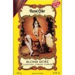 Henné Color Paris Blond Doré Henna Powder - Blond zlatá 100 g