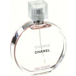 654fdae9370 Chanel Chance Eau Tendre toaletná voda dámska 150 ml od 103