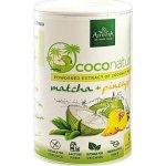 Altevita Coconatural Matcha Pineapple instantná kokosová voda 140g
