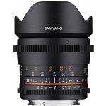 SAMYANG 16 mm T2,6 ED AS UMC Nikon