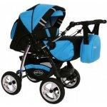 Baby Merc Zipy Q 2015 kombinovaný Modrá BMSOL2-B14