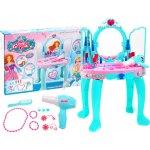 Detský toaletný stolík Ľadové kráľovstvo