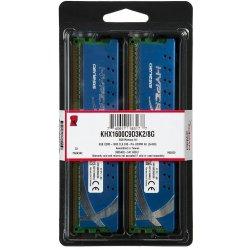 Kingston DDR3 8GB 1600MHz CL9 (2x4GB) HyperX Genesis KHX1600C9D3K2/8G