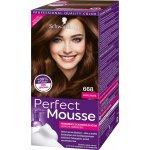 Schwarzkopf Perfect Mousse Inovatívna farbiaca pena na vlasy 668 oriešková