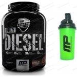 MusclePharm Whey Diesel 1814 g