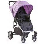 Valco baby Snap 4 - černá/lila stříbrná konstrukce 2014