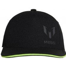 Adidas Performance MESSI KIDS CAP Čierna   Limeta 2a7eaeec45