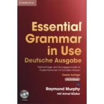 Essential Grammar in Use with Answers and CD-ROM German Klett Edition