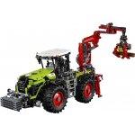LEGO TECHNIC 42054 traktor Class Xerion 500