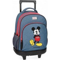 29115af21f cestovný batoh na kolieskach MICKEY MOUSE od 51