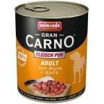 Animonda Gran Carno Adult Morka & Kačica 400 g