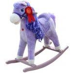 Haberkorn hojdací koník Pony fialová