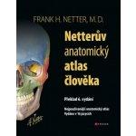 Netterův anatomický atlas člověka - Frank H. Netter