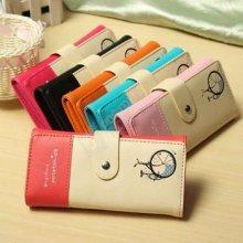 Dlhá dámska peňaženka - 6 farieb