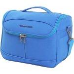 Kozmetický kufrík SMART modrý