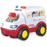 Baby Mix Edukační hračka sanitka