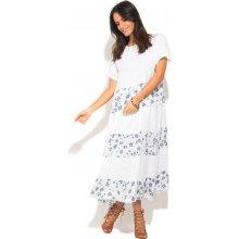 10b712b9b15f Lin Blanc Dámske ľanové šaty 6737 ROBE JULIETTA PA306 BLANC