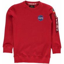 Alpha Industries NASA CN Bdg Jn00 Red 629283