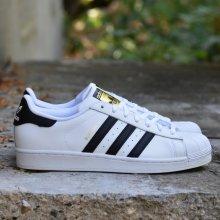 Adidas Superstar FOUNDATION white blue. od 59 86ae8565be7