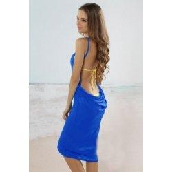 5f3e923d191f Plážové zavinovacie šaty modrá alternatívy - Heureka.sk