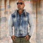 Yakuza jeansová bunda KILLED BY FAME JB 10079 medium vintage