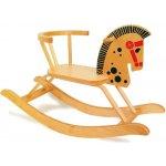Small foot by Legler Dřevěné hračky - Dřevěný houpací kůň