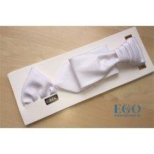 Pánska kravata s vreckovkou set 10