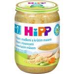 HIPP polievka vývar s rezancami a morčacím mäsom 190g