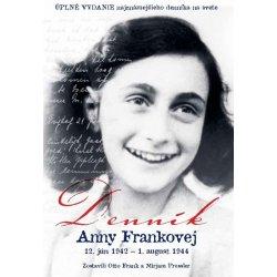 Denník Anny Frankovej - Zostavili Otto H. Frank a Mirjam Pressler SK - Kniha