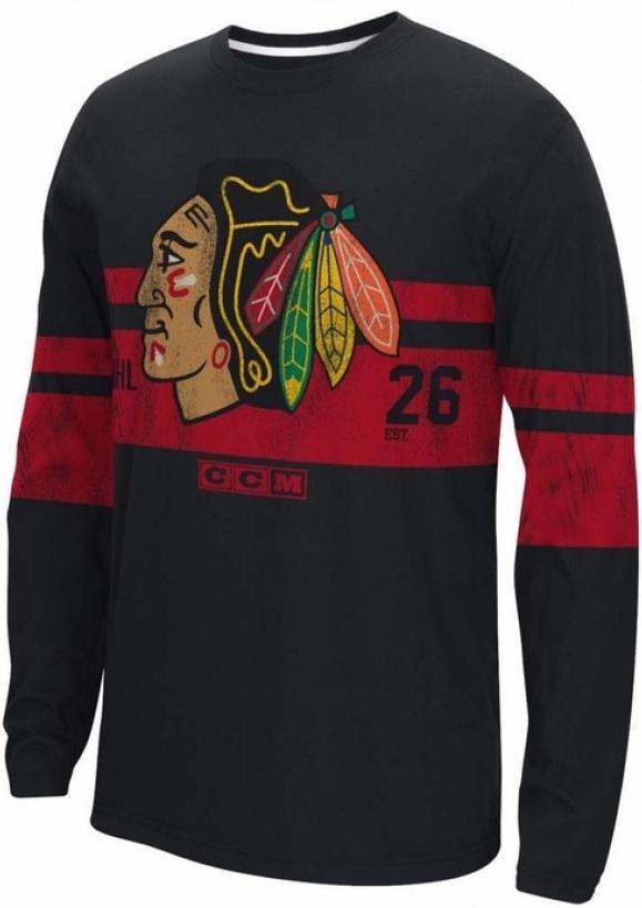 52dca9c7a0c Chicago Blackhawks CCM Best SP NHL Tričko s dlhým rukávom alternatívy -  Heureka.sk