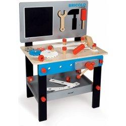 06feeae557140 Janod drevený pracovný stôl Bluemaster DIY magnetický s 24 doplnkami od  70,00 € - Heureka.sk