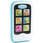 Smoby Cotoons Smartphone 12 cm Modrá