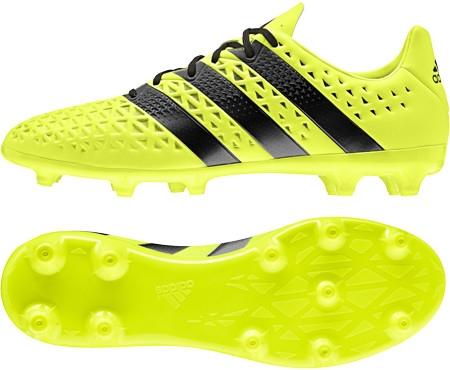 274821990 Adidas Ace 16.3 Fg žltá - Zoznamtovaru.sk