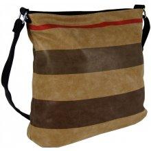 New Berry kabelka z broušené kůže TH2036 925b71110b9