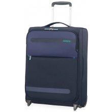 f0a6fc3f2c8a7 American Tourister Kabínový cestovný kufor Herolite 41 l - tmavě modrá