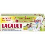Lacalut zubná pasta s mätovou príchuťou pre deti 4 - 8rokov 50 ml