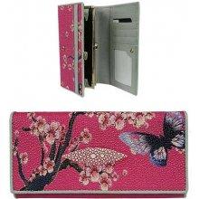 Luxusná kožená peňaženka (DPN070)
