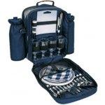 Rekl Piknikový batoh pro 4 osoby modrý