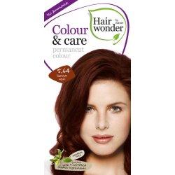 Hairwonder Colour   Care Bio prírodná dlouhotrvající farba na vlasy   5.64  Red Henna - červená 0f230cace44