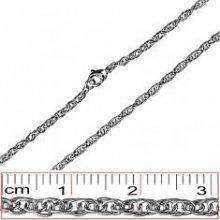 Šperky eshop Oceľová retiazka Y38.6