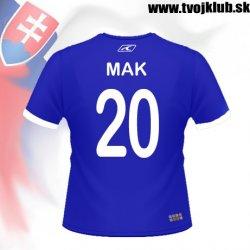 ce02b07ae004d Atak Futbalový dres Slovensko Róbert Mak tmavý alternatívy - Heureka.sk
