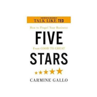 Five Stars Carmine Gallo