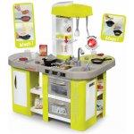 Smoby Elektronická detská kuchynka Tefal Studio XL s 36 doplnkami 311024 zelená