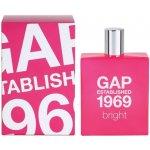 Gap Established 1969 Bright toaletná voda 100 ml