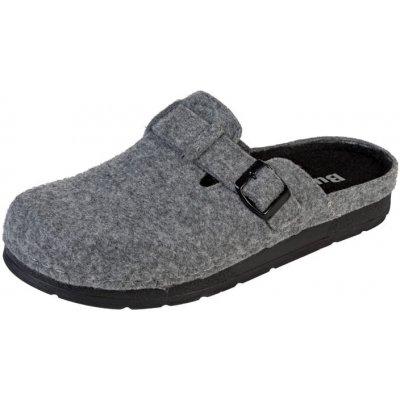 Pánske zdravotné papuče BZ455 sivé