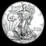 Eagle Strieborná minca American Silver 1 oz 2016