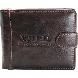 Wild Things Only pánska kožená peňaženka 5355h alternatívy - Heureka.sk ee149a6a304